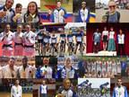 Équipe Québec a récolté 21 médailles lors des VIIIes Jeux de la Francophonie du 21 au 30 juillet à Abidjan, en Côte d'Ivoire (Groupe CNW/Cabinet de la ministre des Relations internationales et de la Francophonie)
