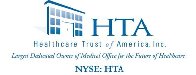 Healthcare Trust of America, Inc. Logo.