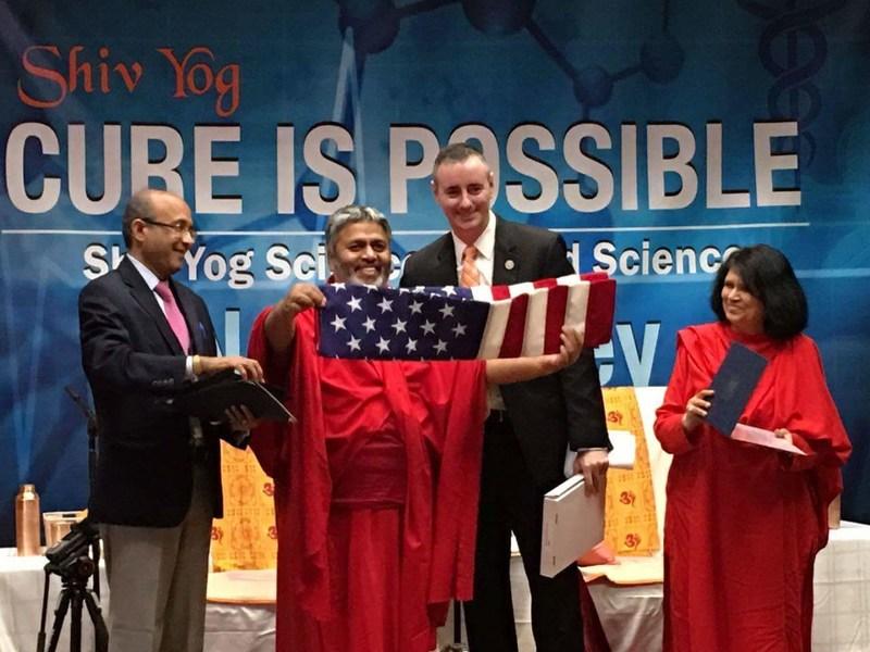 Yogi Scientist Dr. Avdhoot Shivanand