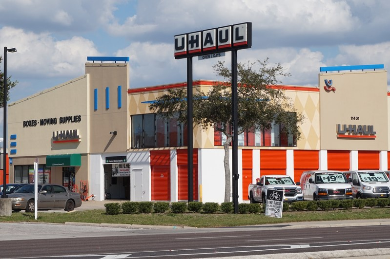 Four U-Haul Companies are offering 30 days of free self-storage and U-Box container usage over a wide area of Florida to residents who have been or will be impacted by flooding in the region.