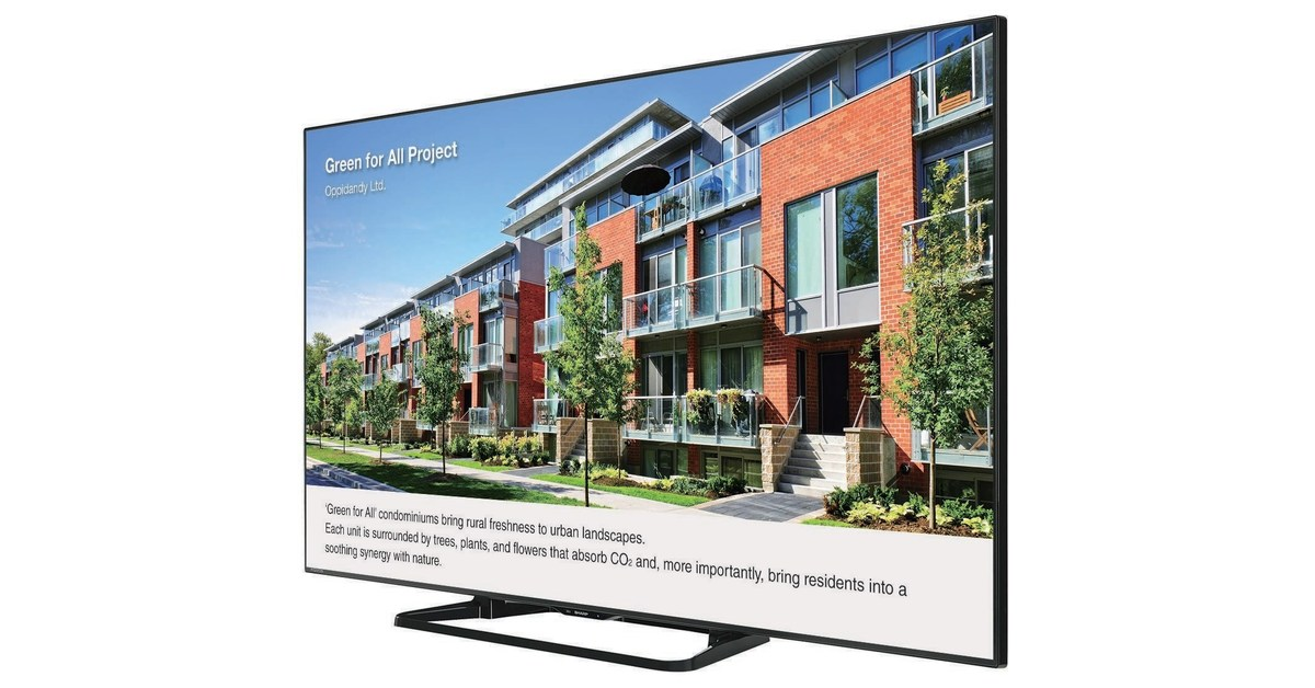 sharp electronics. sharp announces expansion of three professional lcd display product lines electronics