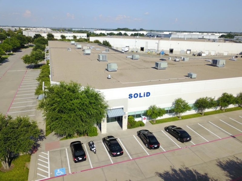 New SOLiD HQ in Plano, TX