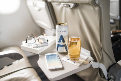 New partnership for complimentary in-flight service (CNW Group/Porter Airlines Inc.)