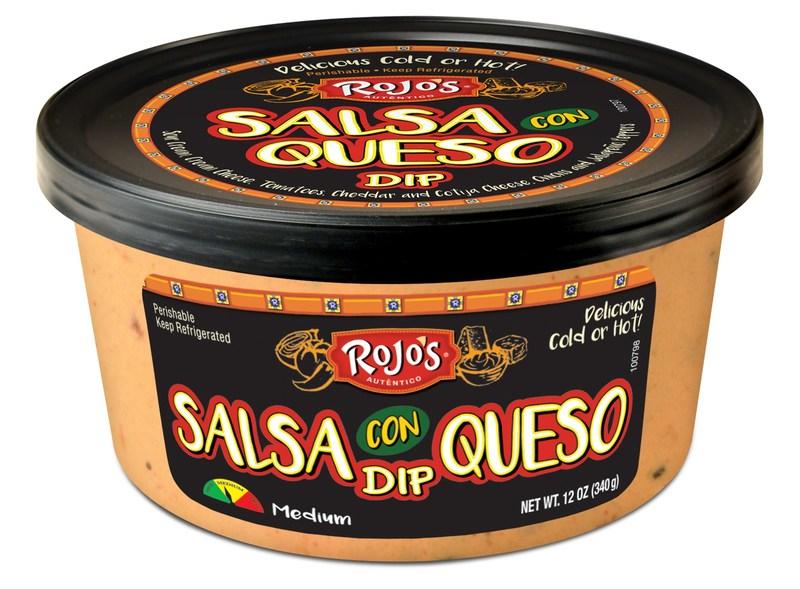 Rojo's Salsa Con Queso