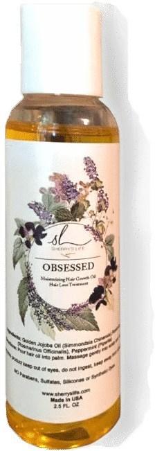 Obsessed Hair Oil