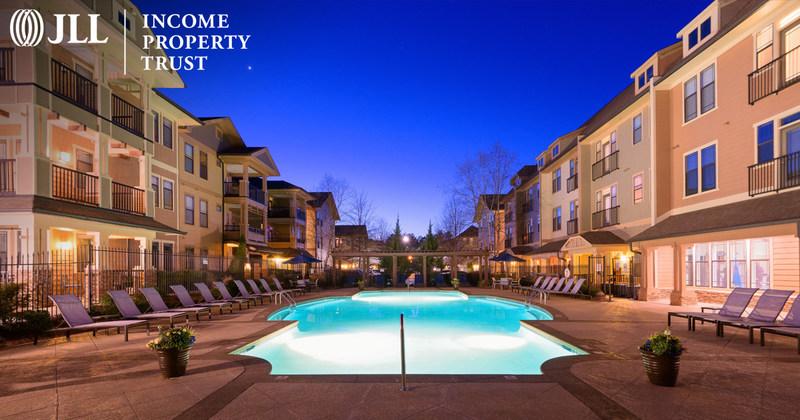 JLL Income Property Trust Acquires Premier Suburban Atlanta Apartments - The Reserve at Johns Creek Walk