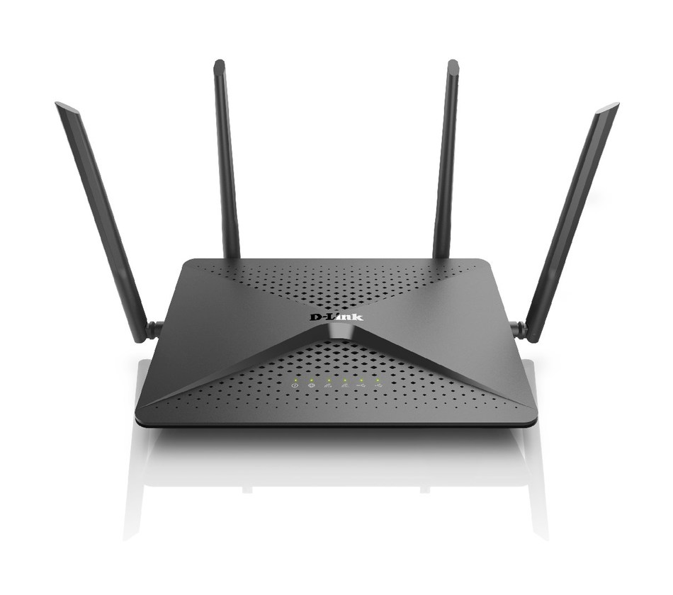 The D-Link AC2600 MU-MIMO Wi-Fi Router (DIR-882) delivers premium performance for 4K HD streaming, gaming and multiple device usage.