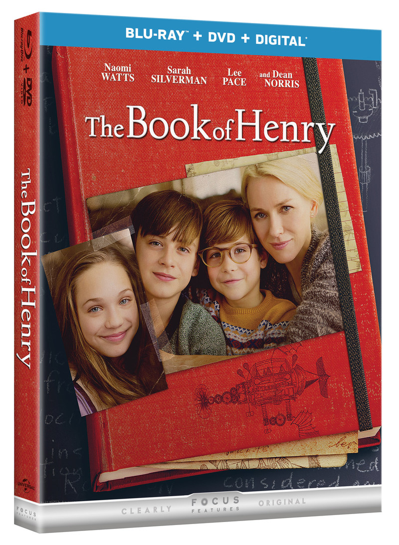 From Universal Pictures Home Entertainment: The Book of Henry