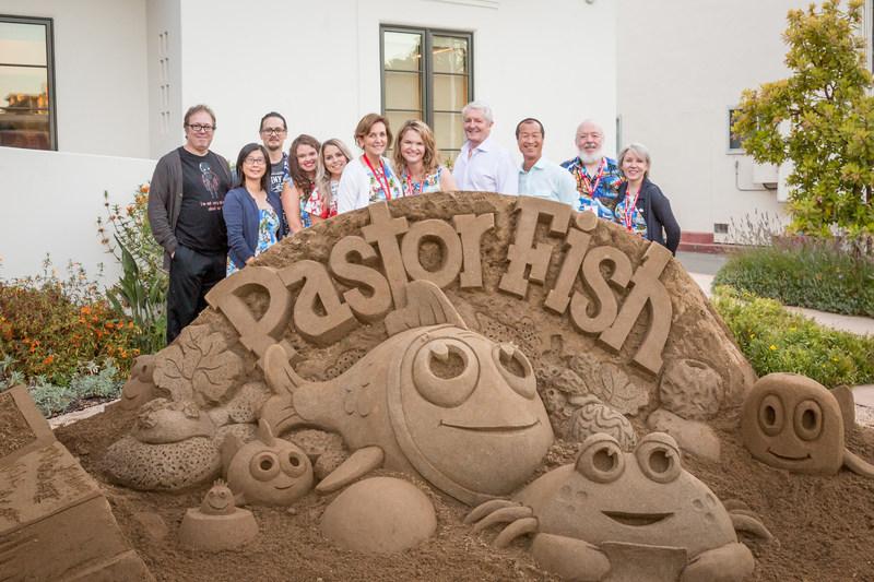 NHM Ministrants celebra la llegada de la nueva app Pastor Fish en inglés y en español con la comunidad ecuménica