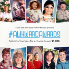 Evite® Partners with Awkward Family Photos™ for Back to School Photo Contest