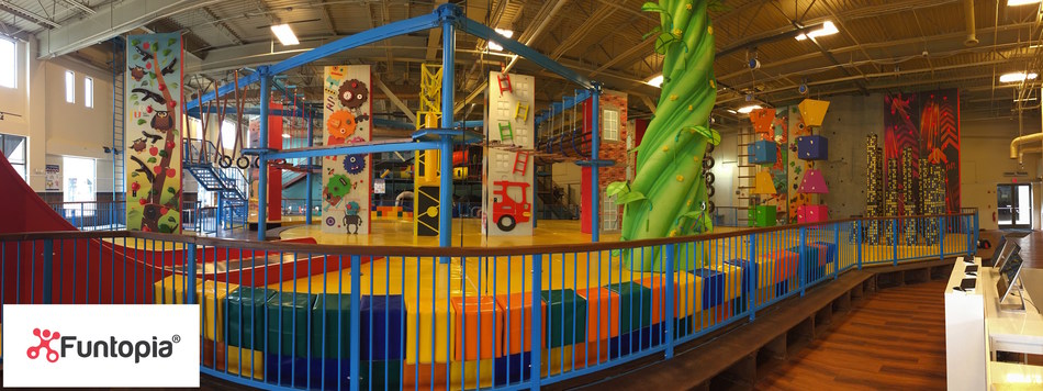 Funtopia Partners With Franchise Dynamics And Is Excited