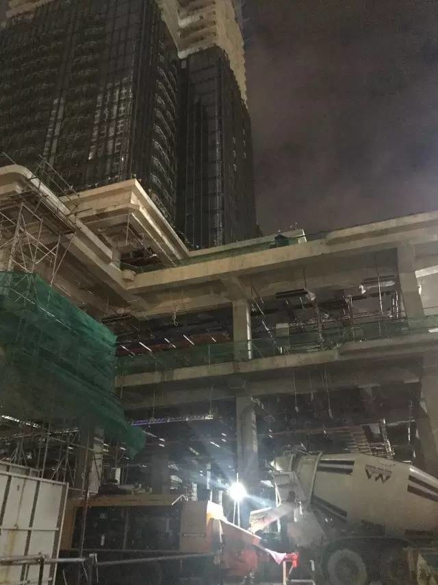 SANY concrete machinery helps build the new landmark in Southeast Asia