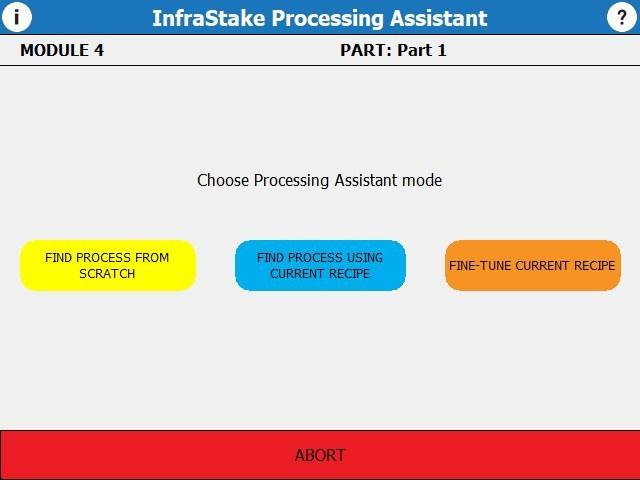 InfraStake Integration Software