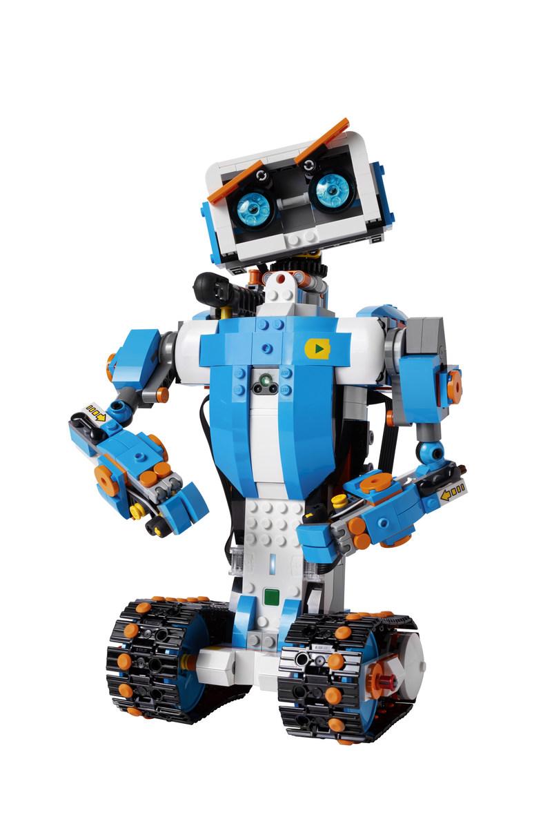 LEGO BOOST Vernie the Robot