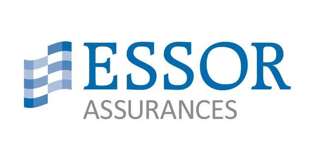 Logo : ESSOR Assurances (Groupe CNW/Essor Assurances)