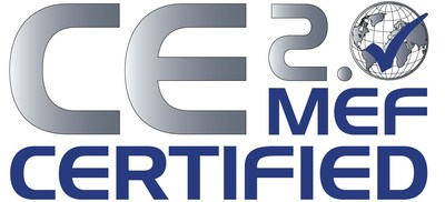 C Spire has received Carrier Ethernet (CE) 2.0 certification from MEF, the global body that oversees standards for carrier-grade, interoperable Ethernet. (PRNewsfoto/C Spire)