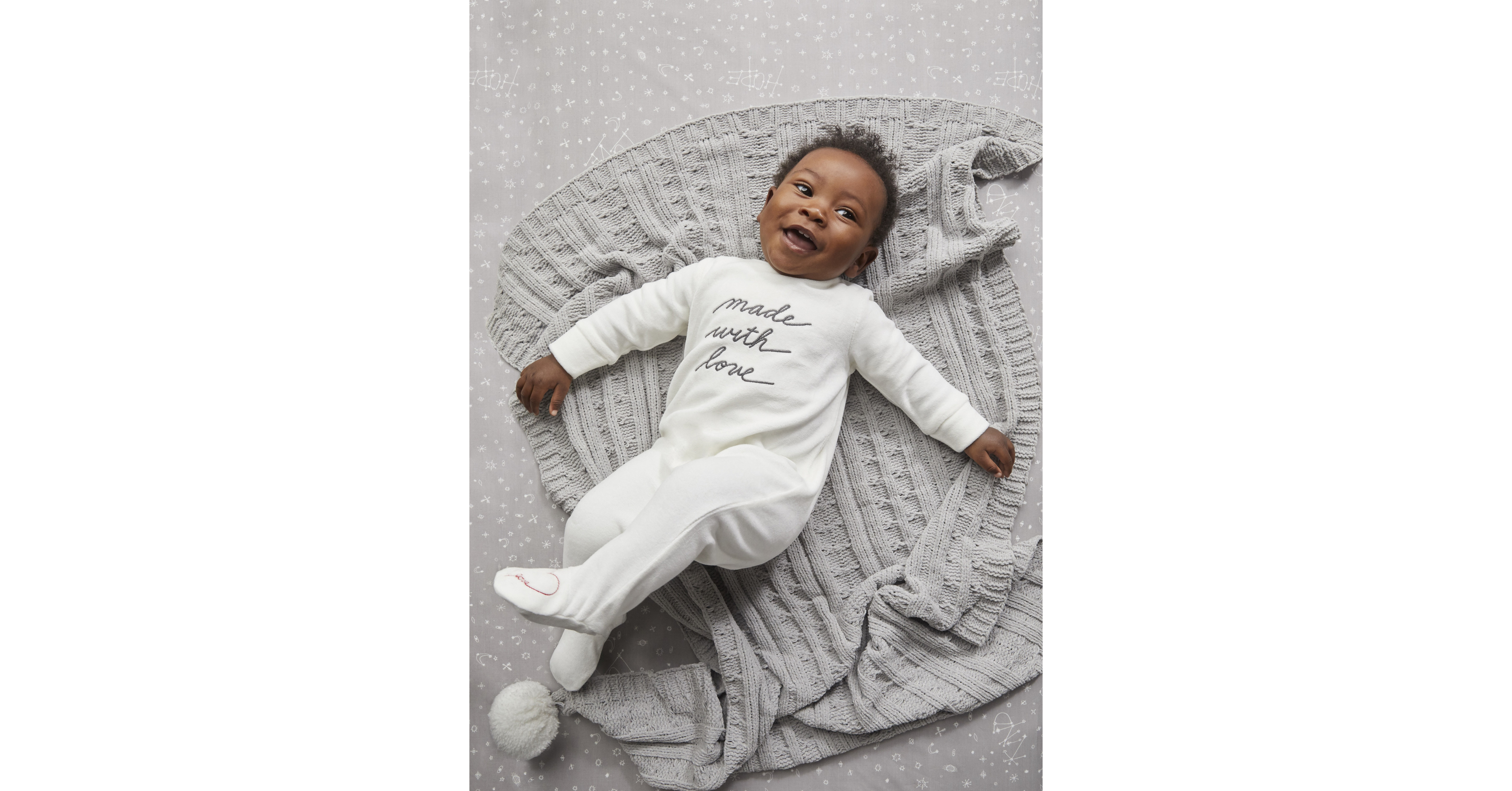 ED Ellen DeGeneres Launches Baby Lifestyle Collection Available ...