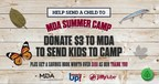 Jiffy Lube® and MDA Launch 6th Annual MUSCLE UP!℠ Campaign for Kids and Adults Fighting Muscular Dystrophy