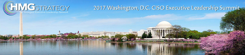 Register today for the 2017 Washington, D.C. CISO Executive Leadership Summit!