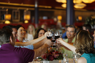 Wine collections on cruise ships cater to all tastes and offer unique programs to taste and learn about different wines, whether you're an expert or simply curious.  