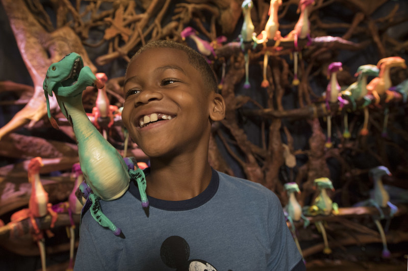 At Windtraders, guests can find Na'vi cultural items, toys, science kits and more on Pandora – The World of Avatar at Disney's Animal Kingdom. Pandora brings a variety of exciting experiences to the park, including the family friendly Na'vi River Journey attraction, the thrilling Flight of Passage attraction, as well as new food, beverage and merchandise locations. Disney's Animal Kingdom is one of four theme parks at Walt Disney World Resort in Lake Buena Vista, Fla. (David Roark, photographer)