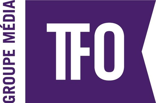Groupe Média TFO's logo (CNW Group/Ontario French Language Educational Communications Authority (TFO))