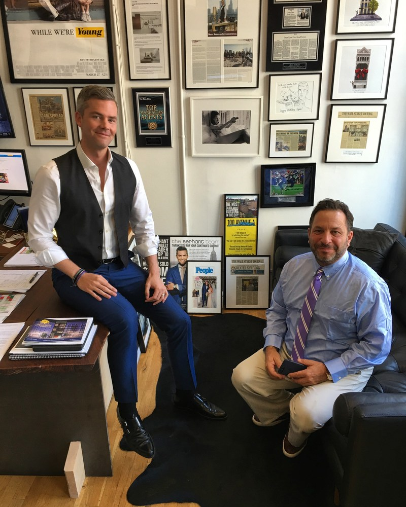 Ryan Serhant Continues Exclusive M Development Partnership with  Luxury Condos in Brooklyn. Four luxury developments dubbed The Manor Portfolio in Brooklyn are launching sales today with Serhant and Philip Fatta of THESERHANTTEAM. @serhant_team @ryanserhant