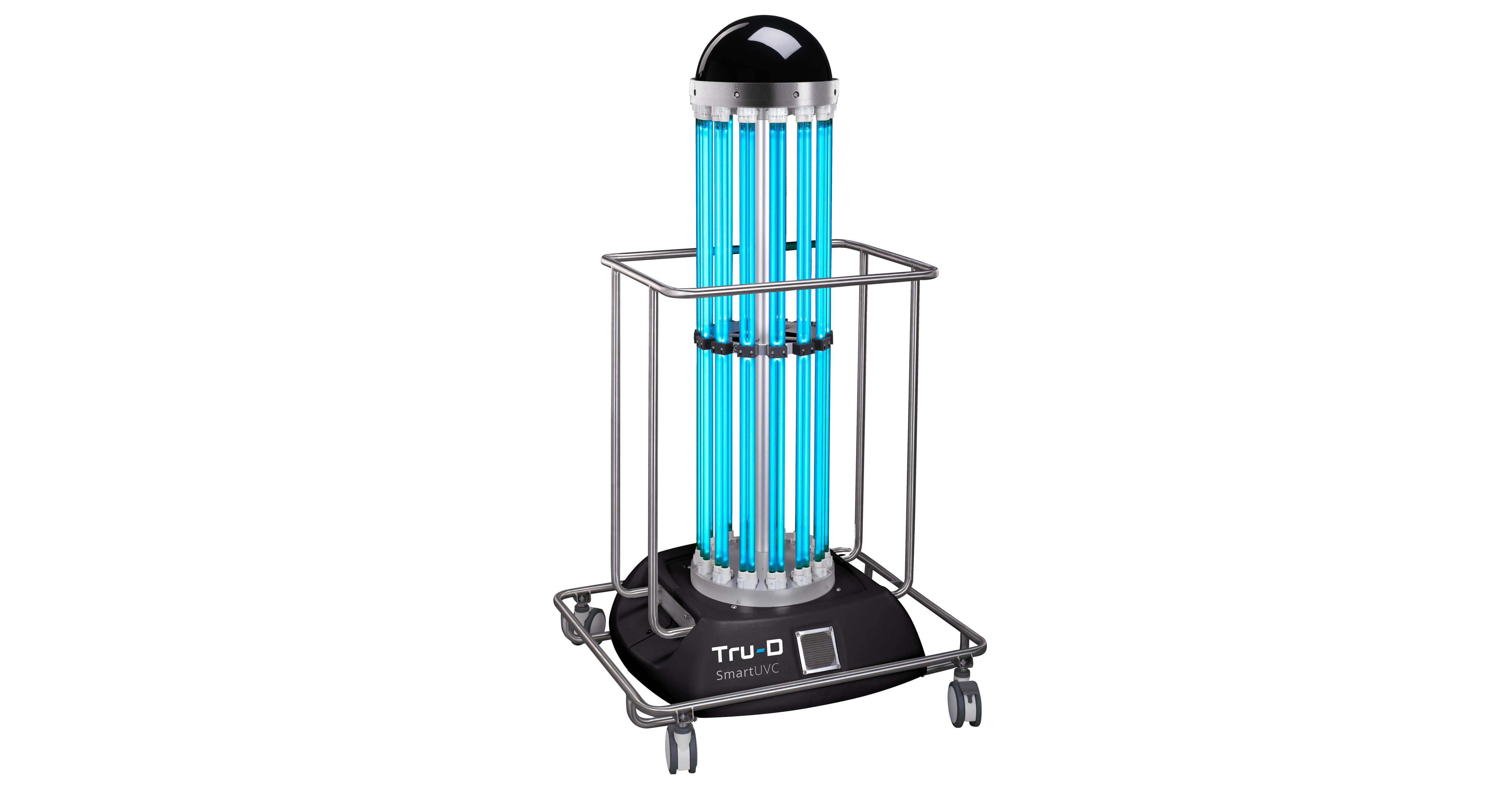 Tru Auto Sales >> Marshall County Invests in First UV Disinfection Robot