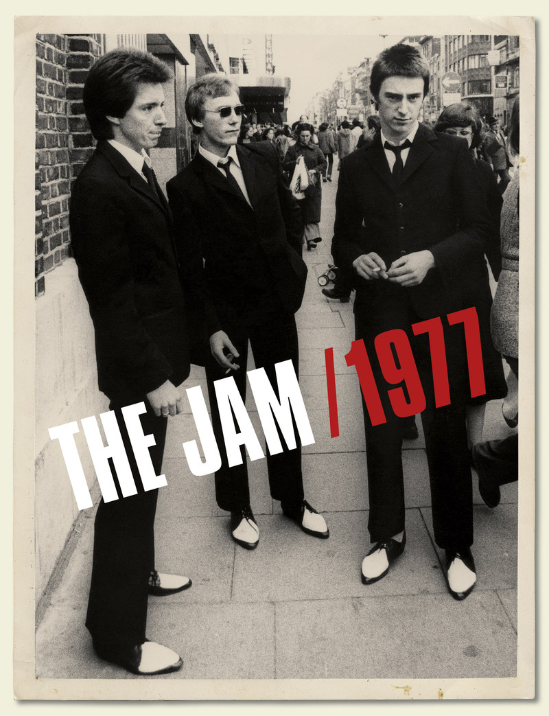 The Jam '1977' 40th Anniversary 5-Disc Box Set To Be Released On October 20, 2017