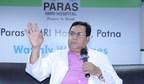 Dr Jitendra Kr. Singh (PRNewsfoto/Paras Healthcare Pvt. Ltd)