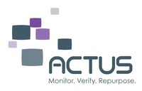 Actus Digital Logo (PRNewsfoto/Actus Digital)