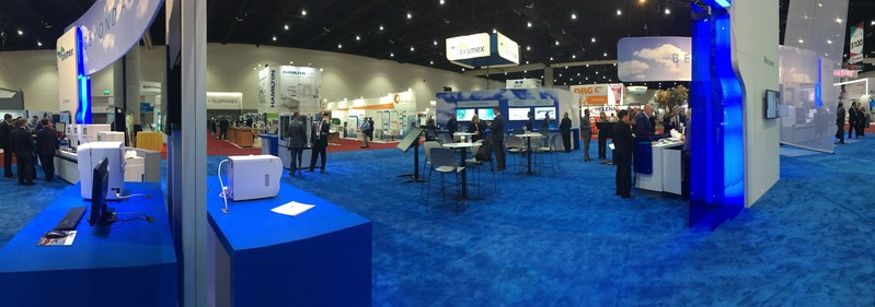 Sysmex America Booth at AACC 2017