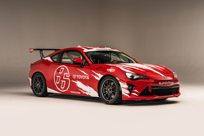 The TMG 86 Cup Car will compete in Pirelli World Challenge's Utah doubleheader on Saturday, Aug. 12.