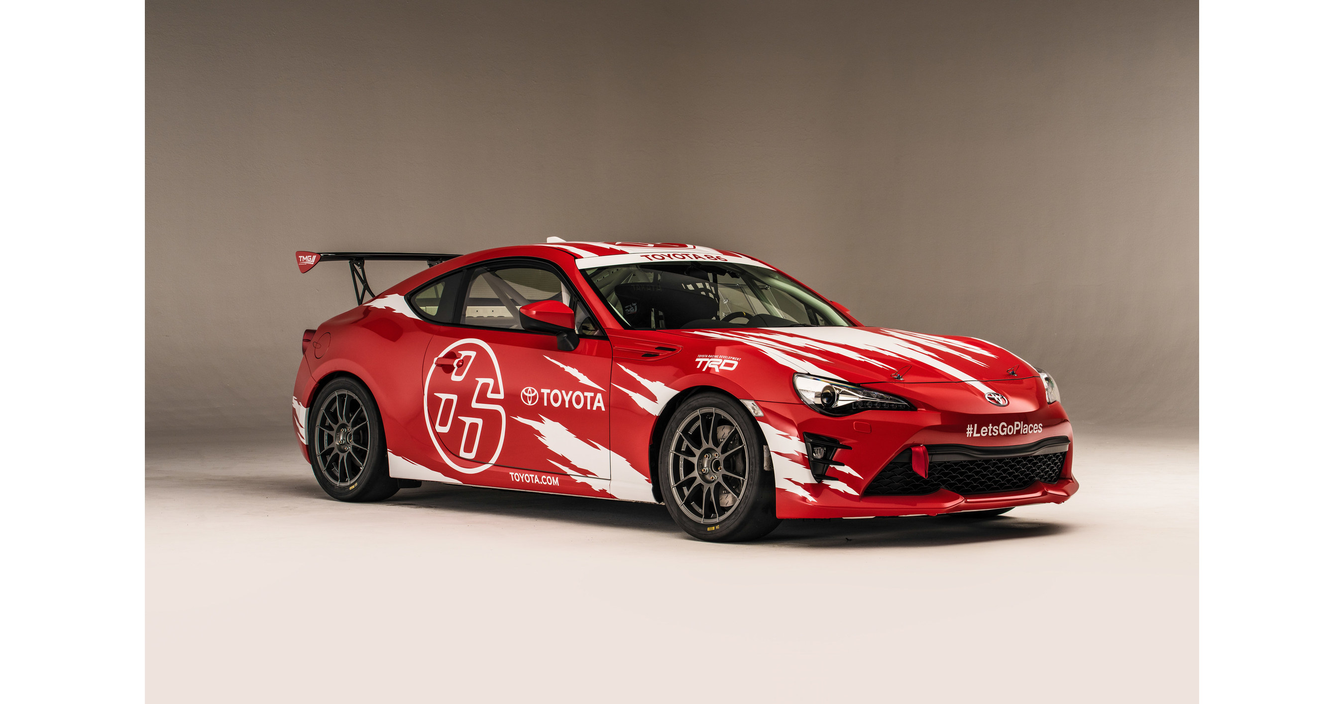 Toyota to field entry in pirelli world challenge for Toyota motor company usa