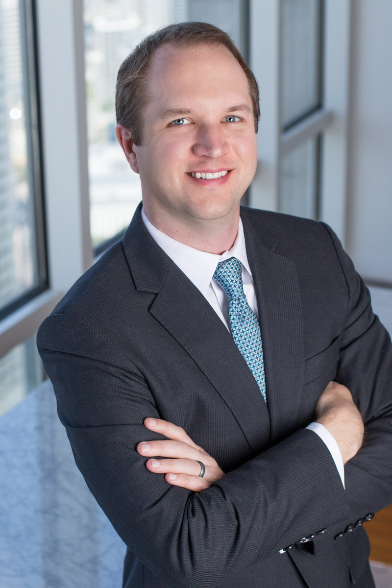 """David Conrad, a principal in Fish & Richardson's Dallas office, has been named a """"Lawyer on the Rise"""" by Texas Lawyer. The award honors Texas' most promising lawyers under the age of 40 who have wielded influence and are excelling in their practice areas in the Lone Star State. An intellectual property litigator, Conrad, who has in-depth knowledge of computers, software and engineering, represents clients in matters relating to business litigation, patent litigation and trade secret litigation."""
