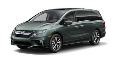 Le tout nouveau Odyssey de Honda a enregistré son meilleur mois de juillet à ce jour. (Groupe CNW/Honda Canada Inc.)