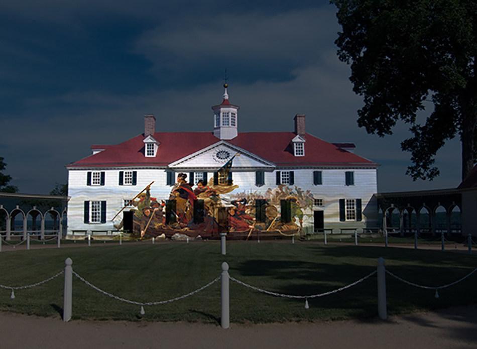(PRNewsfoto/George Washington's Mount Vernon)