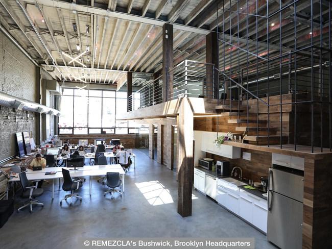 Remezcla's Bushwick Office