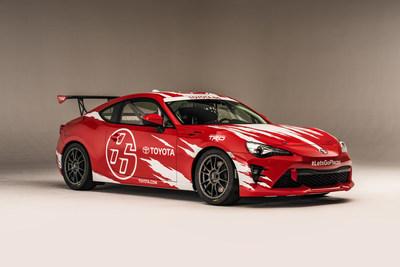 El TMG 86 Cup Car competirá en las dos carreras del Pirelli World Challenge en Utah el sábado 12 de agosto