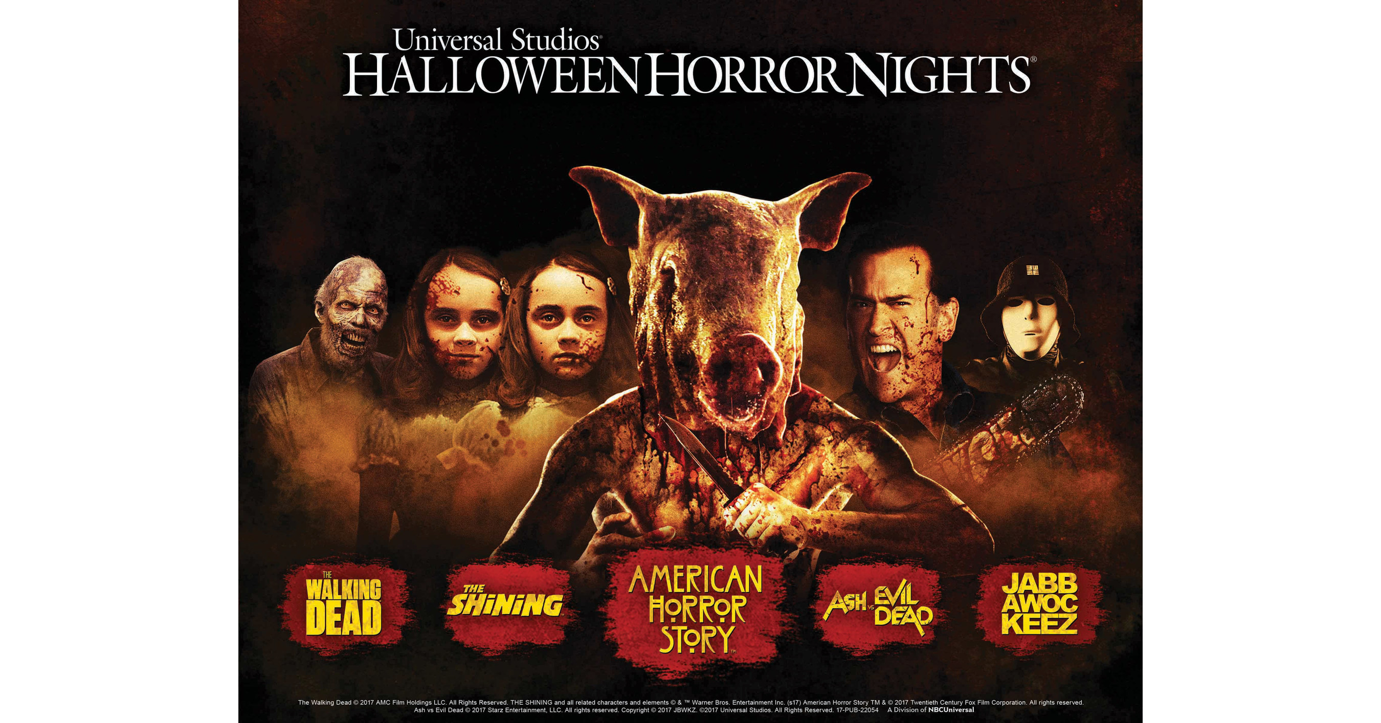 tickets are on sale for halloween horror nights at universal studios hollywood including its - Halloween Universal Studios Tickets