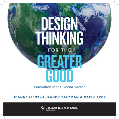 UVA Darden Professor Creates Guide to Design Thinking for the Greater Good With New Book, Online Course
