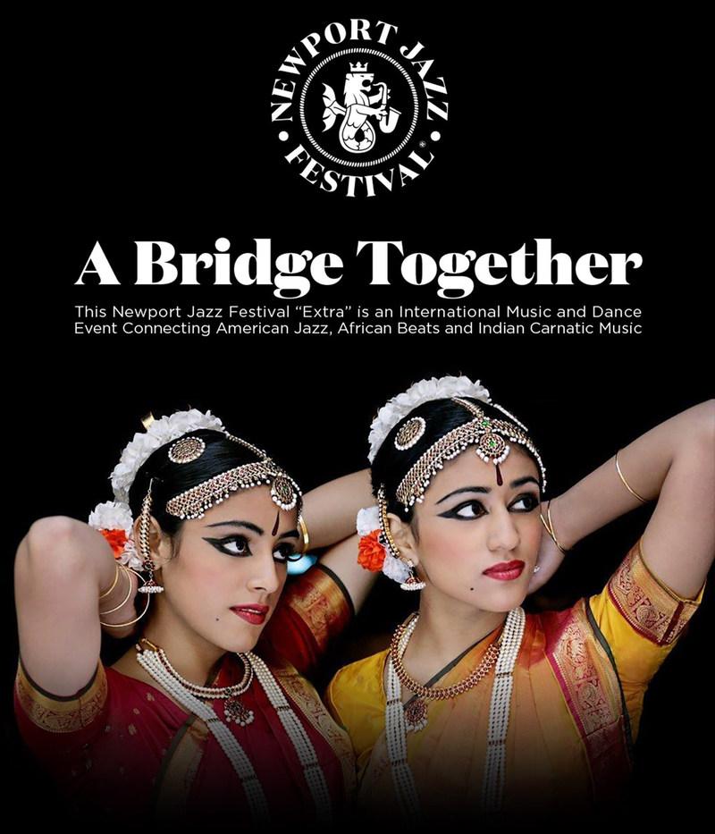 A Bridge Together stars a performance by Rita and Sara Kapoor. (PRNewsfoto/Newport Festivals Foundation)