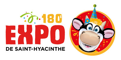 Logo: Exposition agricole et alimentaire St-Hyacinthe (Groupe CNW/Exposition agricole et alimentaire St-Hyacinthe)