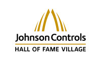 The new Johnson Controls Hall of Fame Village logo was unveiled Aug. 3 in Canton, Ohio. The symbol represents the partnership between Johnson Controls and the Pro Football Hall of Fame.