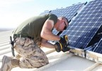 There are 374,000 Americans including 16,835 U.S. veterans working in the solar industry across the United States, exceeding the percentage of veterans in the broader U.S. workforce.