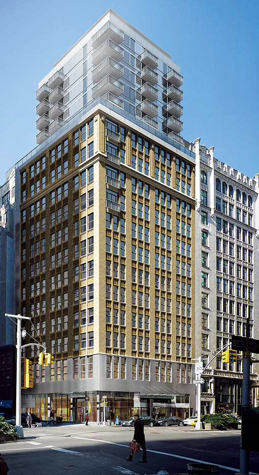 sbe Unveils Iconic Mondrian Brand on Park Avenue in New York City
