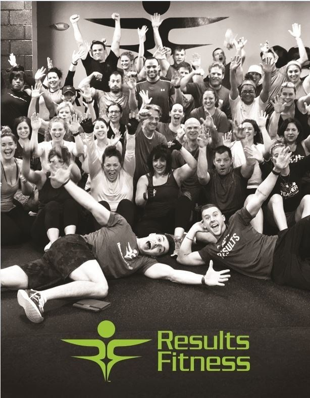 Results Fitness Voted Best Fitness Center and Instructor in Cleveland Magazine's Best Of The East Contest