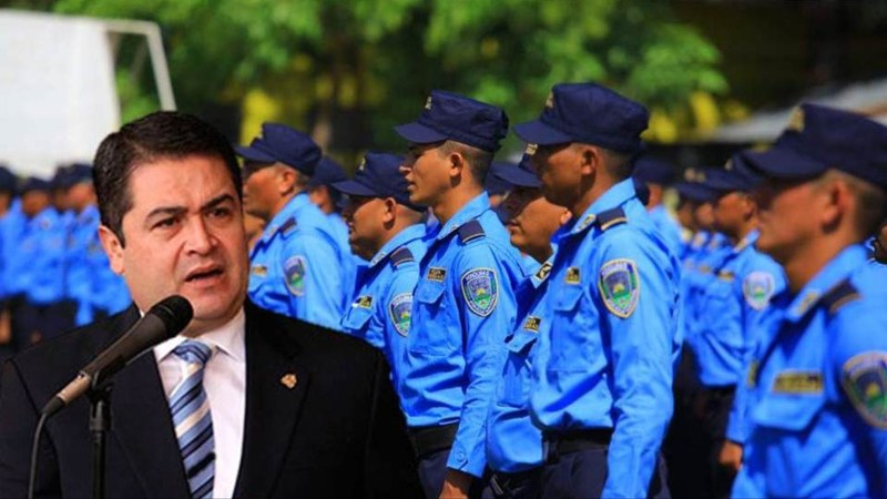 Honduras Enacts New Laws to Strengthen Civilian Oversight of Police