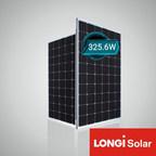 Module Hi-MO1 de LONGi Solar (PRNewsfoto/LONGi Solar)
