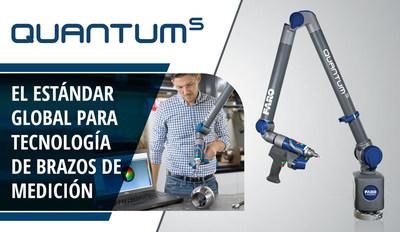 FARO® presenta la nueva generación de FaroArm®  para elevar el estándar de valor-rendimiento para la inspección y alineación en los procesos de fabricación